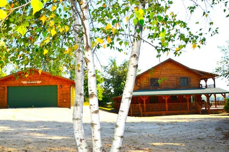 Moose Lodge Log Cabin - Harpers Ferry