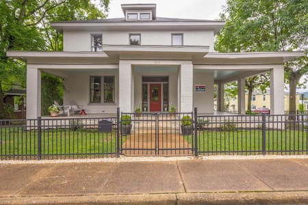 VictorianDtownMansion**BLK fri Special Price 4 Dec - Chattanooga - Bed & Breakfast