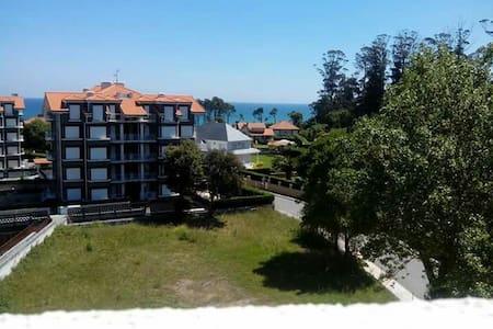 Ático playa Ris - Noja - Leilighet