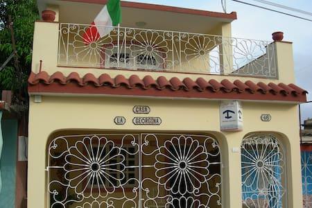 """CASA """"LA GEORGINA""""1 - Camagüey - Casa"""