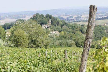 Borgo dei Nobili  Torre  del Castello dei Conti - Castle
