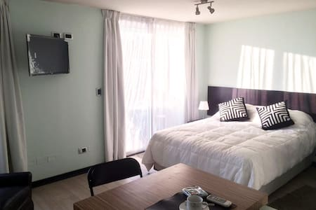 Modern studio in downtown - Santiago - Appartement