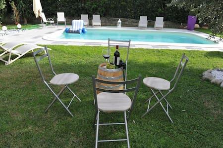 Papavero, Tuscany House con Piscina - Montopoli
