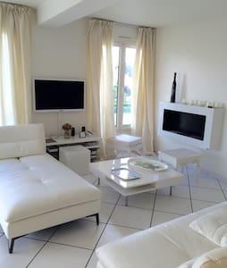 Bel appartement luxe , vue Marne - Apartment