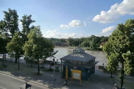 Nagel neue Wohnung mit Blick auf Donau - Apartment