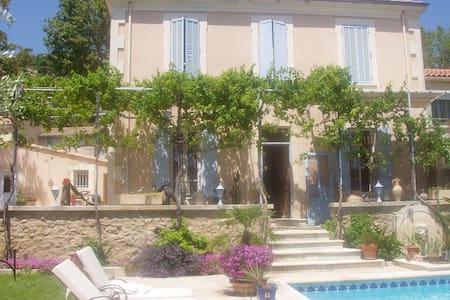 Gite de charme en Provence - Dom
