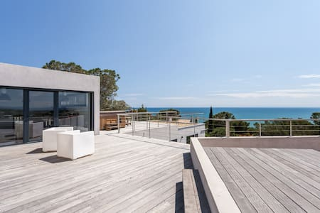 Beautiful Contemporary House in Sète- South France - Sète - House