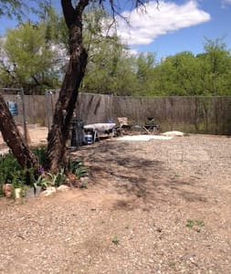 Tent or RV space- Great location - Clarkdale - Other