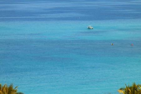 Villa Turtle Cove, Near Beach, Amazing Ocean Views - Los Barriles - Casa
