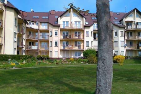 Apartament Dziwnów - malowniczy widok - Lägenhet