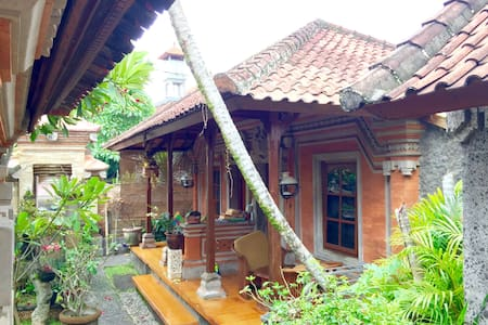 cheap,central ubud,Balinese style