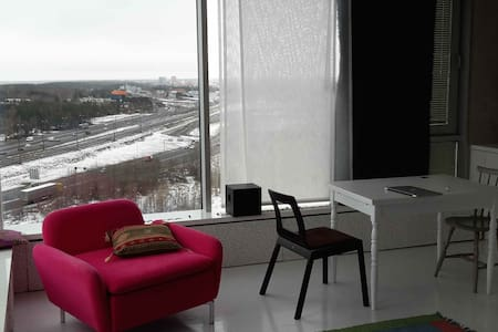 studio apartment with lake view - Apartment