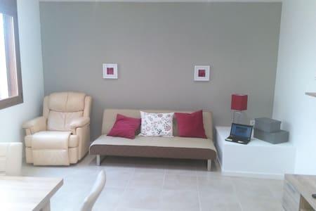 Cal Jordi Fulleda. Apartament nou, Catalunya. - Wohnung
