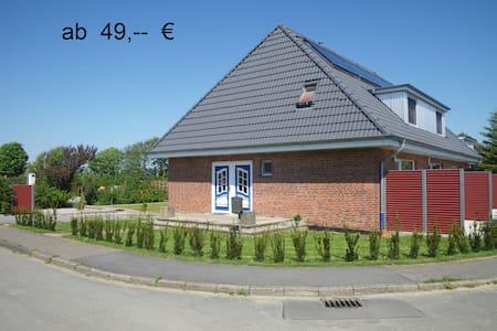 """In 2015 renovierte Fewo """"Langeneß"""" - Apartamento"""