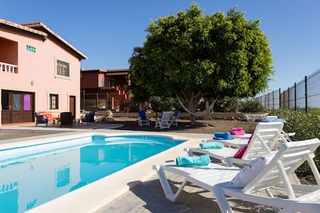 APARTAMENT PRIVATE POOL WIFI - Granadilla