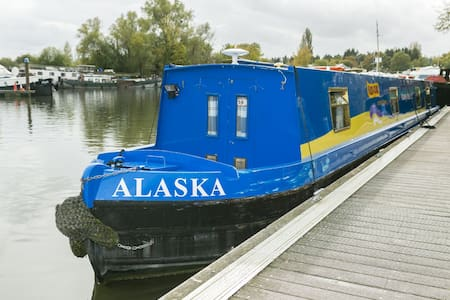 Alaska - 2 Bedroom Narrow Boat - Boat
