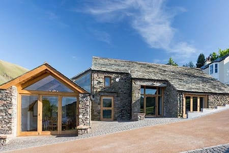 The Great Barn - Ullswater, The Lake District - House