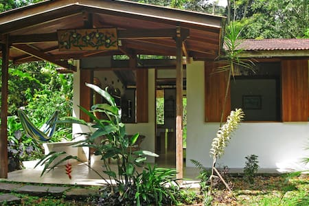Beautiful Guest House La Guaria at Finca Isla - Dom
