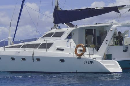 Catamaran de 15m, Nosy Be - Nosy Be West - Bateau