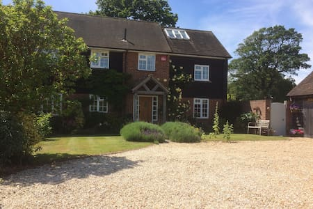 New Cottage B&B near Chichester and Goodwood - Chichester - Bed & Breakfast