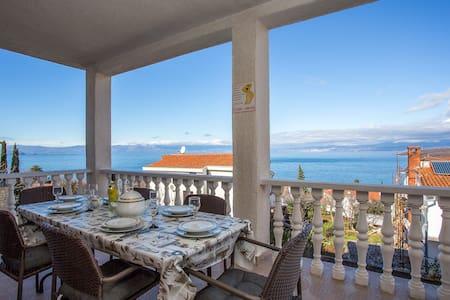 Vista- a magnificent  sea view - Apartment
