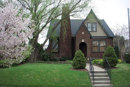 12South-Historic Home-Upper Floor - Nashville - Ház