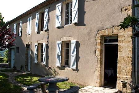 Maison Haumont à Mouches - Rumah