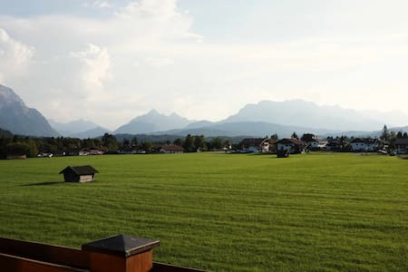 Alpenchalet Wallgau - Apartment