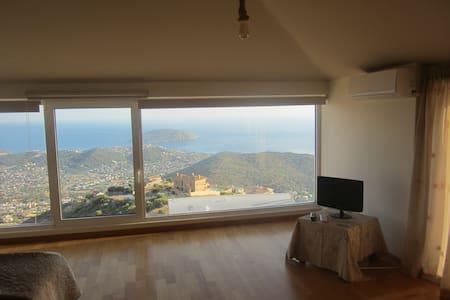 Deluxe suite with jacuzzi - Anavissos - Villa