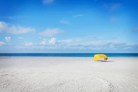 Family Condo,Beach: 2min walk,6 ppl