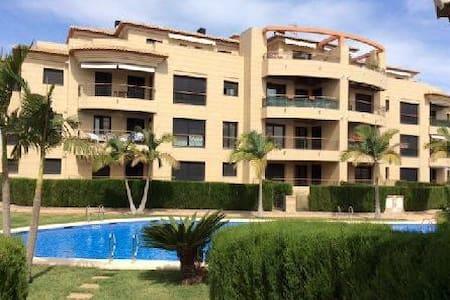 Luxury new apartment in 'Jardines de Gorgos-Javea' - Lejlighed