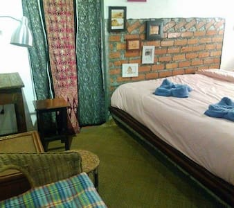 The Old Times Nakhon-The Lion and the Mouse Room - Nakhon Si Thammarat - Bed & Breakfast