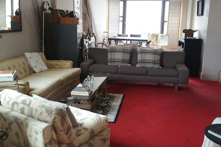 LiVe /WoRk LoFt - LoTs of SunShine & Sleeps 6! - Ciudad de Jersey