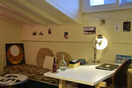 Charmant studio sous les toits de Bordeaux centre - Bordeaux - Appartement