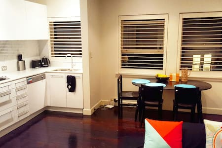 Charming 2bd in perfect location