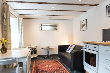 Vine Cottage, Old Road, Boscastle - Apartment