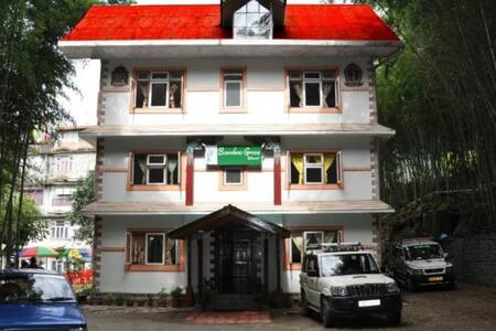 Standard room of Bamboo Groove Retreat - East Sikkim - Villa