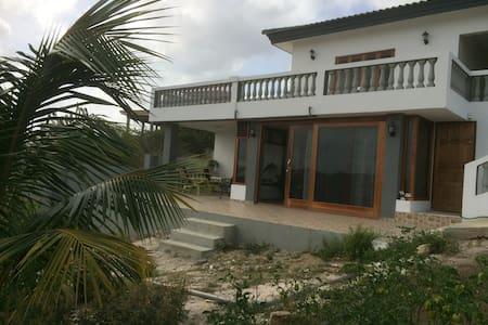 Mila's Guesthouse  with view on Caribbean Sea - Apartamento