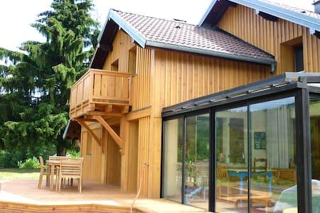 Chalet écologique en Pleine Nature - 8 pers - House