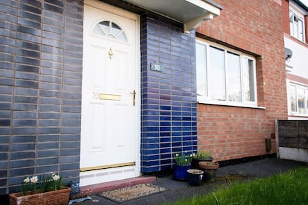 Homely flat in good location - Manchester - Flat