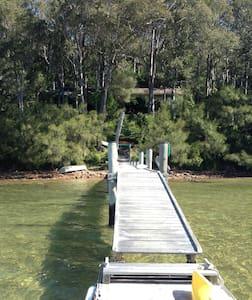 Morning Bay Cottage, Pittwater - Morning Bay - Talo