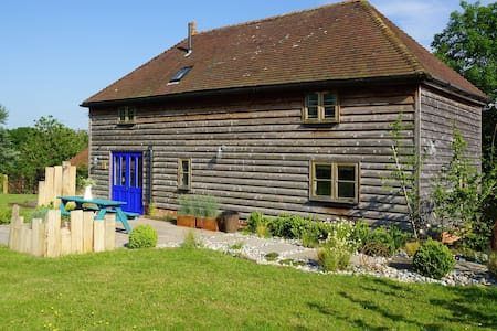 The Hay Barn (Sleeps 4 ) - Huis