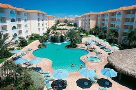1 Bedroom Suites @ Tropicana Aruba Resort & Casino - Kondominium