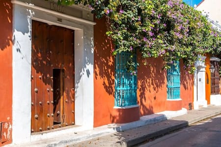 Cozy in Historic City of Cartagena - Cartagena - Apartment