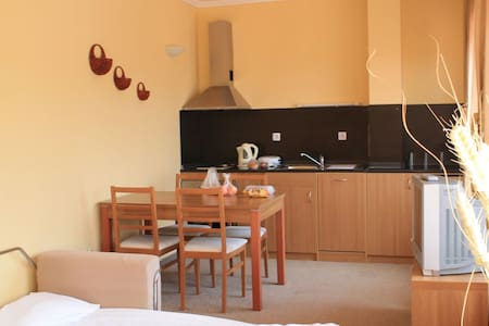 Comfy apartment with wonderful view - Пампорово - Huoneisto