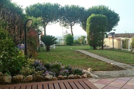 La casa con il giardino - Wohnung
