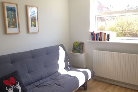 Bright priv room close to Castle - Hillerød - House