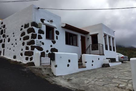 Cottage with excellent views - Frontera (El Hierro) - Hus