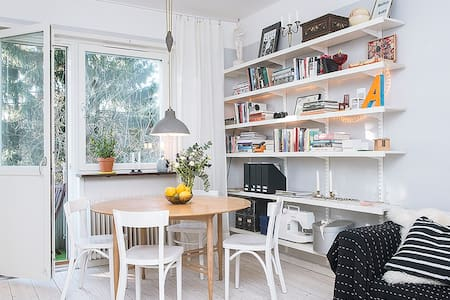 Cosy room close to Stockholm city - Stockholm - Apartment