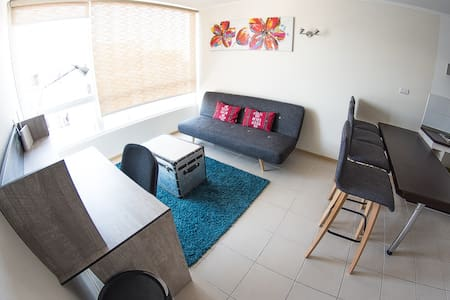 Cozy, comfortable and affordable apartment. - Independencia - Wohnung